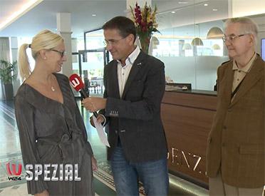"""W24 Beitrag 4.10.17 """"Wiens aktive Seniorenszene"""""""