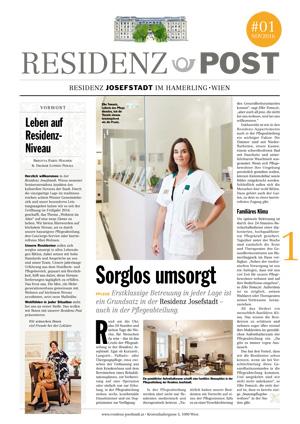 Residenz Post November 2016