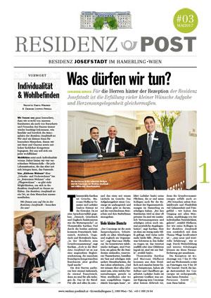 Residenz Post 03 Mai 2017