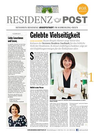 Residenz Post 08 März 2019