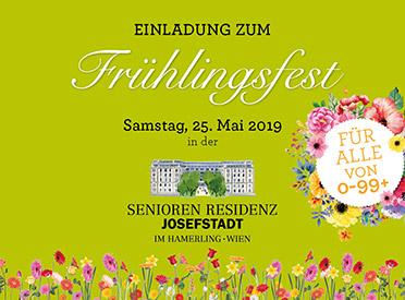 Einladung Frühlingsfest