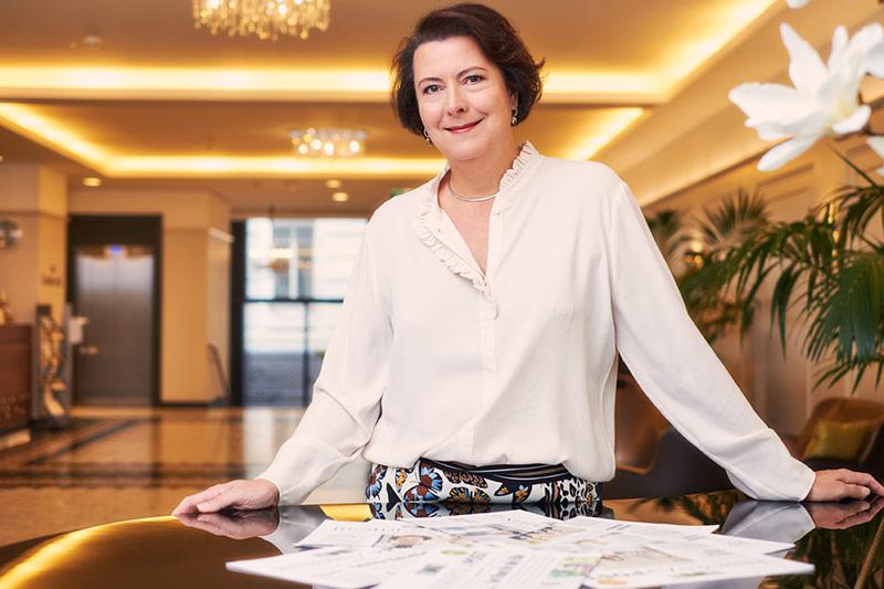 Director Brigitta Hartl-Wagner
